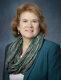 Kathleen Fairfax, Vice Provost for International Affairs