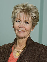 Kathleen Henry, President and CEO of the Colorado State University Research Foundation