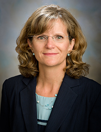 Lynn Johnson, Vice President for University Operations, Chief Financial Officer