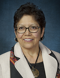 Mary Ontiveros, Vice President for Diversity