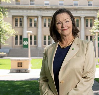 CSU Provost Mary Pedersen